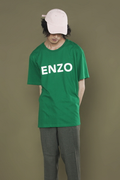 ENZO T-SHIRT (GREEN)