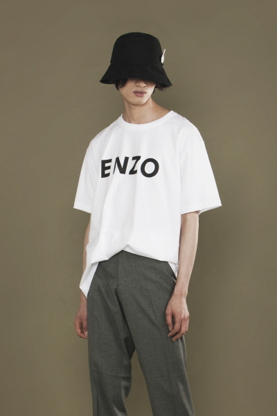 ENZO T-SHIRT (WHITE)