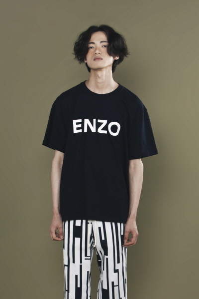 ENZO T-SHIRT (NAVY)