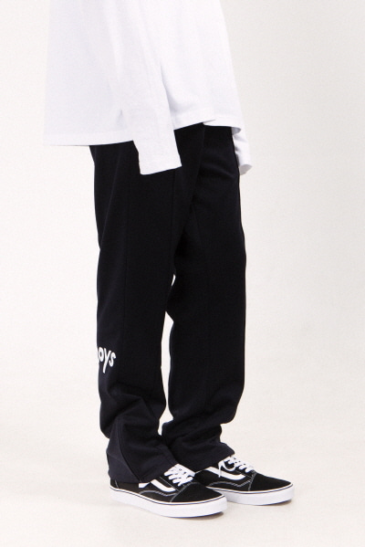 BOYS TRACK PANTS (NAVY)